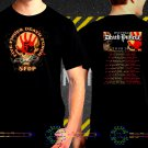 Five Finger Death Punch Tour Date 2017  Black Concert T-Shirt S to 3XL FFDP2