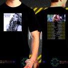 Shania Twain NOW Tour Date 2018  Black Concert T-Shirt S to 3XL ST6