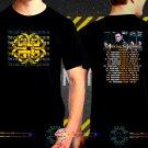 Breaking Benjamin Tour Date 2018  Black Concert T-Shirt S to 3XL BBen6