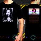 Demi Lovato DJ Khaled Tour 2018  Black Concert Dates T-Shirt S to 3XL Dlo4