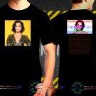 Demi Lovato DJ Khaled Tour 2018  Black Concert Dates T-Shirt S to 3XL Dlo5