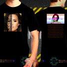 Demi Lovato DJ Khaled Tour 2018  Black Concert Dates T-Shirt S to 3XL Dlo8