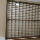Showcase, Wall Display case cabinet for 1/64 scale cars (hot wheels, matchbox) Y