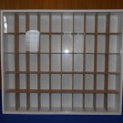 Showcase, Wall Display case cabinet for star wars or action command figures C