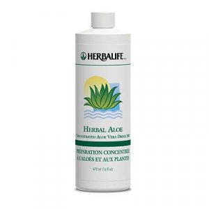 Herbal Aloe Drink Concentrate Pint