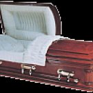 CASKET FAIRFAX LIGHT BLUE INTERIOR CASKETS