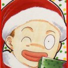 Yuu Watase AYASHI NO CERES CELESTIAL LEGEND Sho-Comi Furoku Christmas Mrs. Q Postcard #4