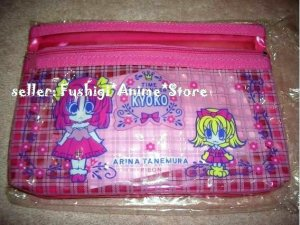 Arina Tanemura TIME STRANGER KYOKO Zenin Princess Kyoko & Chocola Pink Stationary Set