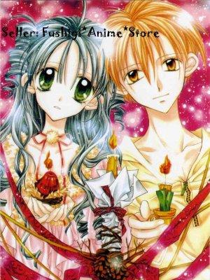 Arina Tanemura FULL MOON O WO SAGASHITE Mitsuki Koyama & Eichi Sakurai Postcard #12