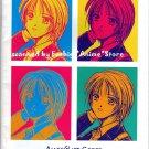 Yuu Watase AYASHI NO CERES CELESTIAL LEGEND Sho-Comi Furoku Aya Toya Yuhi Aki Notebook