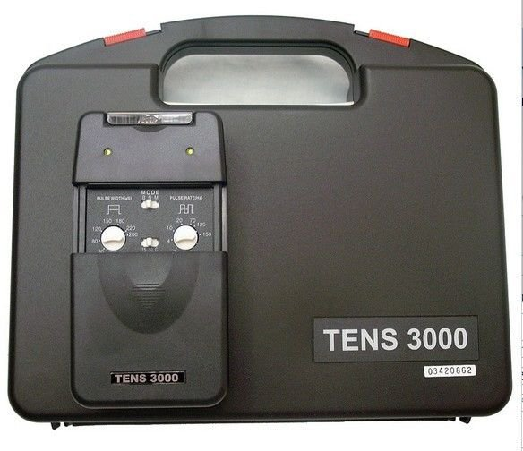 TENS 3000 Transcutaneous Electrical Nerve Stimulation Massage LEG HIP BACK Pain