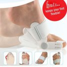 Bunion Toe Splint Support with Adjustable Ryotek Hinge NIP