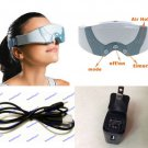 EYE FOREHEAD MASSAGER GLASSES w/SOOTHING VIBRATION~RID HEADACHE FATIGUE STRESS