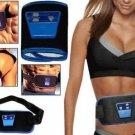 2 QTY- 3X GEL AB Gymnic Body Massager Belt Arm/Leg/Waist/Muscle Toner Abdominal