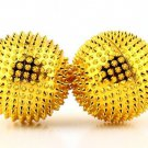 2 Magnetic Acu-Reflex Hand Massage Balls Accu, Acupunture Relaxation Therapy