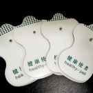 OMRON COMPATIBLE ELECTRODES REPLACEMENT MASSAGE PADS (8) WITH 3.5mm LEAD CABLE