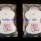 8x Electrode Replacement Pads for OMRON Massager ElectroTHERAPY Elepuls PMLLPad