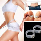 LOSE WEIGHT LOSS Get SLIM Fitness Silicone Magnetic Toe Rings US SELLER 1 Pair