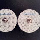Small Massage Pads / Electrodes (12) ISMART COMPATIBLE