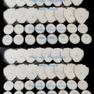 REPLACEMENT ELECTRODE PADS (32 LG + 32 SM OVAL) FOR PALM / ECHO DIGITAL MASSAGER