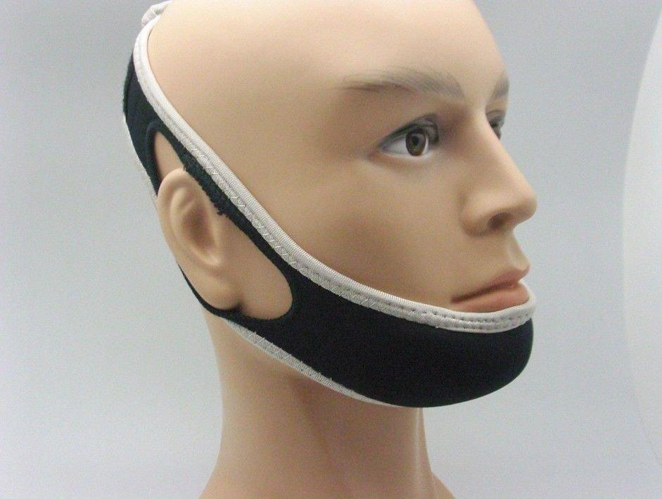 Anti  Stop Snoring Face Chin Strap Device Belt Apnea Jaw TMJ Sleep Solution New