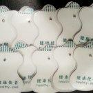 Electrode Pads (20) for Sonik Milex Digital Massage Massager Electrotherapy TENS