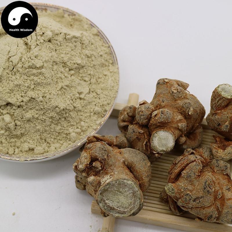 Radix Notoginseng Root Powder 100g Tian Qi Pseudoginseng Root San Qi Fen