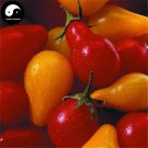 Buy Red Pear Tomatoes Vegetable Seeds 400pcs Plant Chinese Fruit Tomatoes