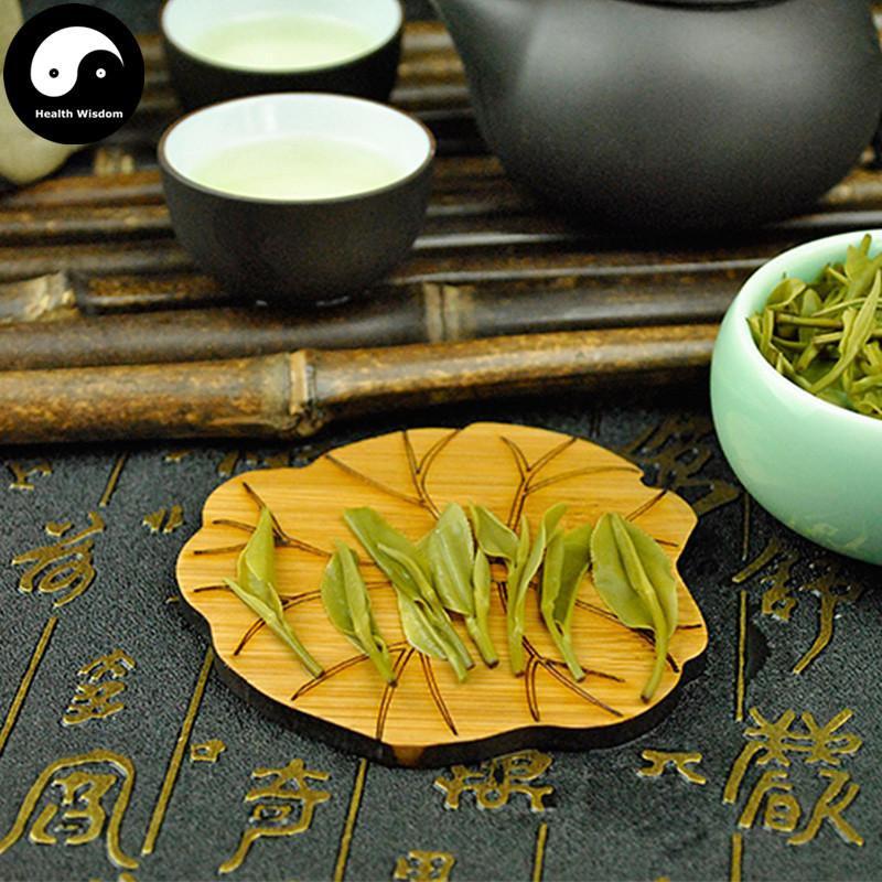 Green Tea An Ji Bai Cha 100g Chinese Green Tea White Jade