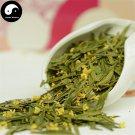 Green Tea Osmanthus Mix Xi Hu Long Jing 250g Chinese Famous Green Tea West Lake Dragonwell