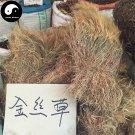 Jin Si Cao 金丝草, Herba Pogonatherum Crinitum, Luo Su, Huang Mao Cao 100g