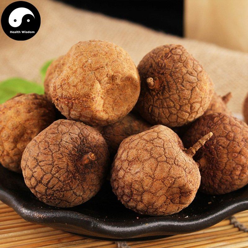Li Zhi Gan ��干, Fructus Litchi, Dried Lychee Fruit 100g
