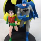 Batman and Robin Figurine 1950 Hallmark