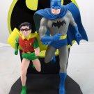 Batman and Robin Figurine 1950 Hallmark