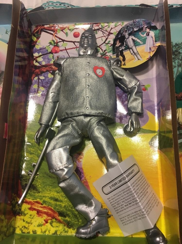 Tin Man Barbie Collectable