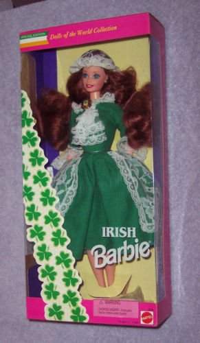 Irish Barbie