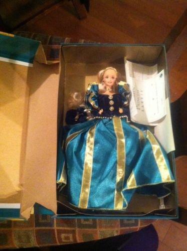 Evergreen Princess Barbie Limited Edition