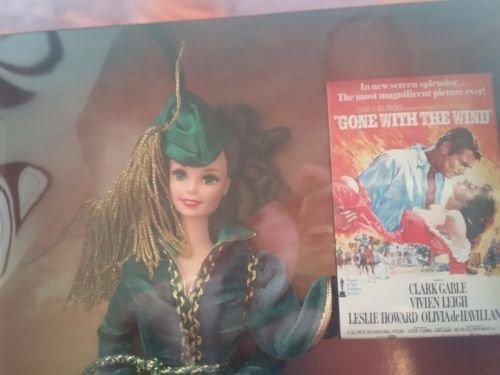 Hollywood Legends Collection Scarlett O'Hara Barbie
