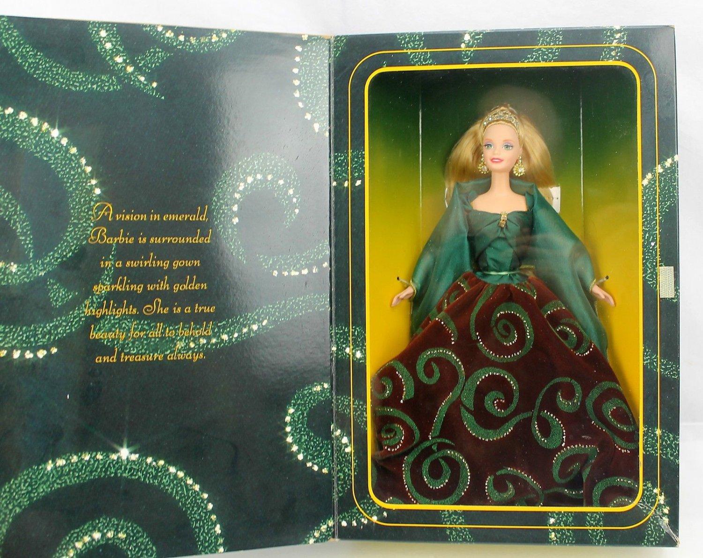 Emerald Enchantment Barbie