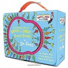 The Little Blue Box of Bright and Early Board Books by Dr. Seuss Kids Bed Time
