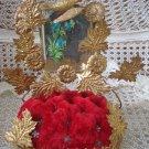 Old French Wedding Globe De Mariee Bridal Keepsake