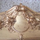 The Best X-Large French Style Vintage Casket Jewelry Box Trinket Box with Roses