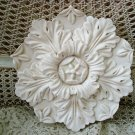 ESTATE SHABBY FRENCH CHIC PAINTED WALL PLAQUE #2  **SO PRETTY**