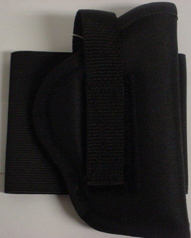 Black All American Ankle Holster #3