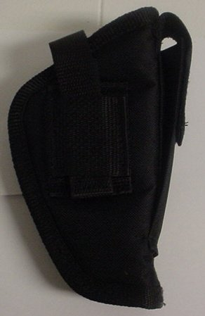 Black All American Side Holster #5