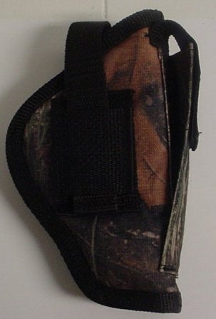 Camouflage All American Side Holster Camouflage # 7