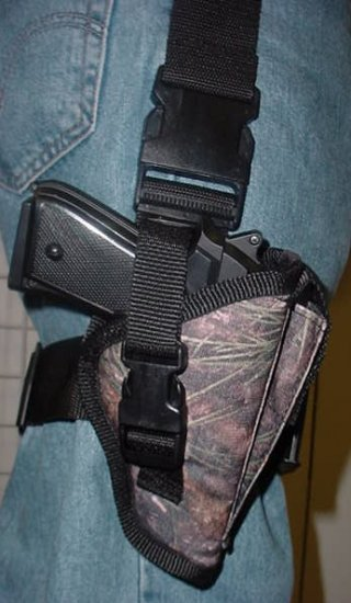 Camouflage All American Tactical Holster Camouflage # 7