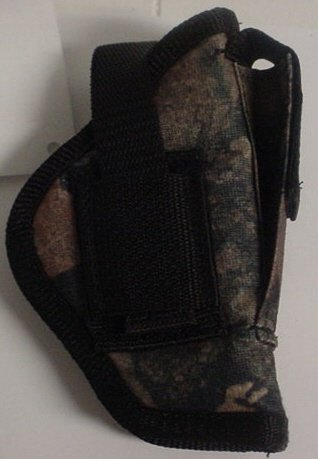 Camouflage All American Side Holster Camouflage # 4