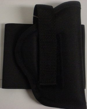 Black All American ankle Holster #1