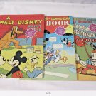 Disney books from the 1930's